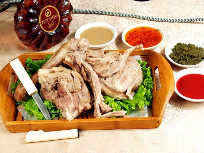 吃羊肉、羊肉汤、羊肉泡馍再加蒜瓣吃出真正的好味道:幸福味 ..._图1-7