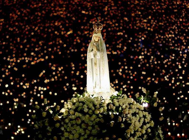 法蒂瑪聖母朝聖地_圖1-24