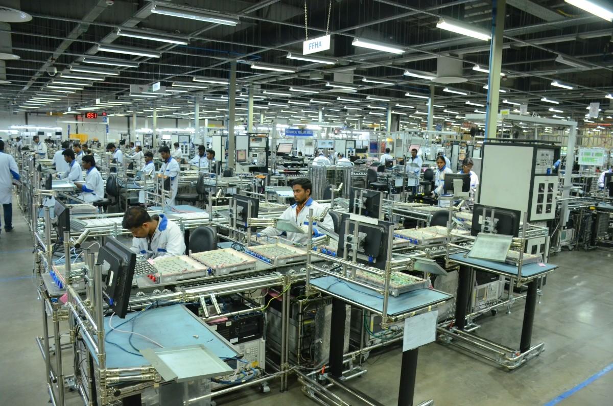 富士康在印度建廠準備生產隻果手機_圖1-1