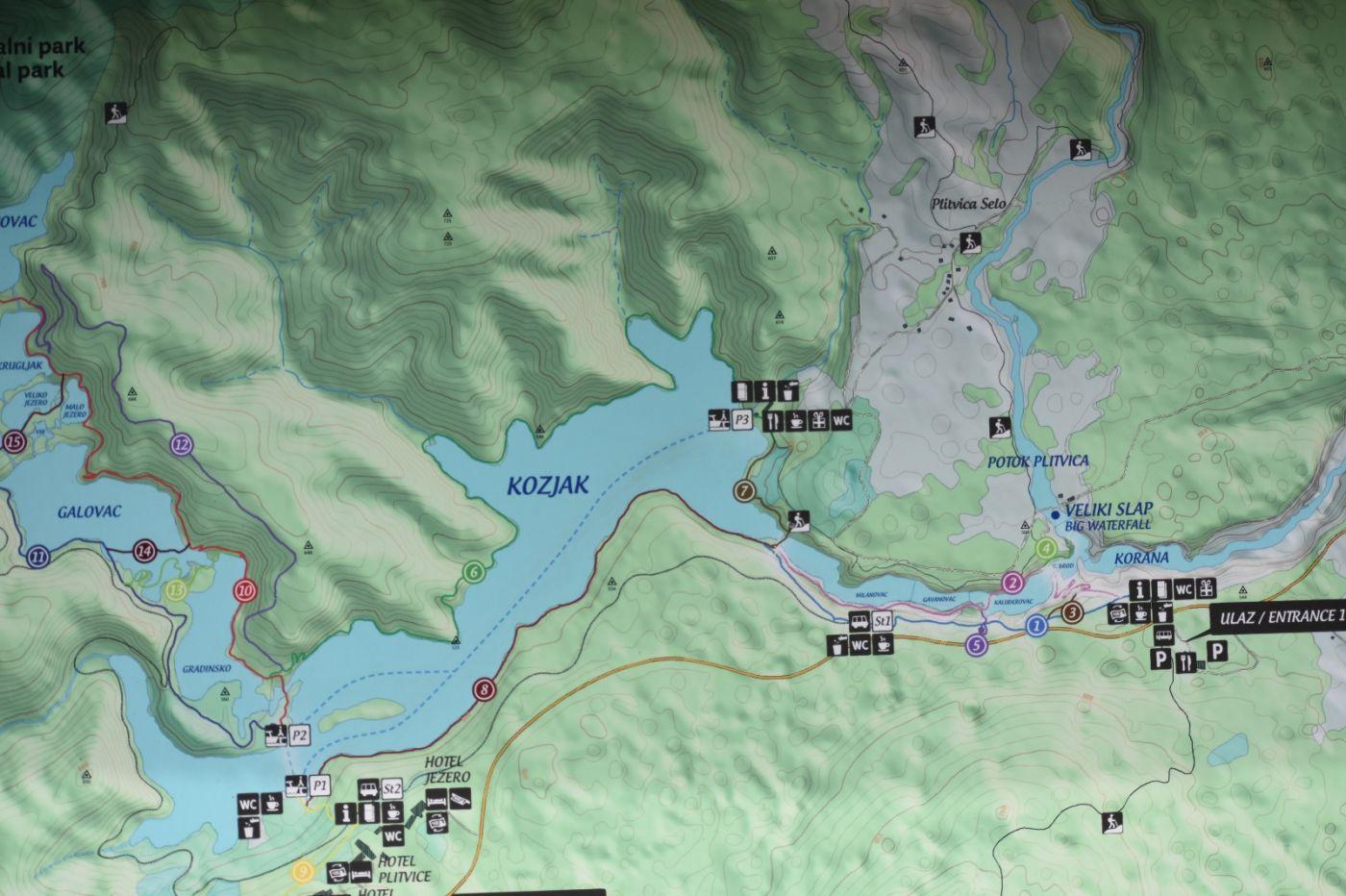 克羅地亞十六湖國家公園_圖1-34