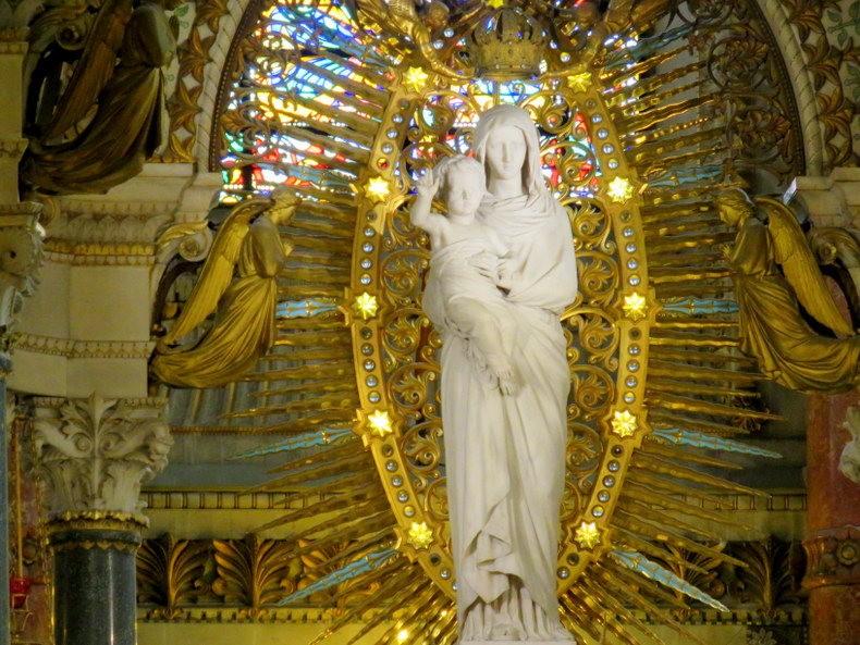 里昂富维耶圣母殿_图1-28