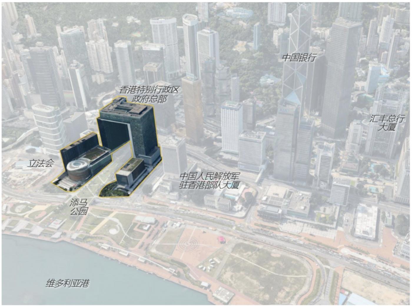 香港的大规模反政府示威将如何收场?_图1-1