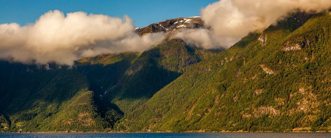 北欧风光,山顶山脚_图1-15
