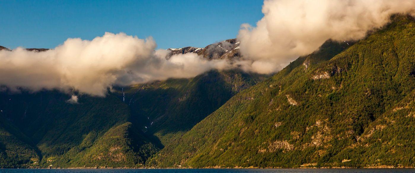 北欧风光,山顶山脚_图1-6