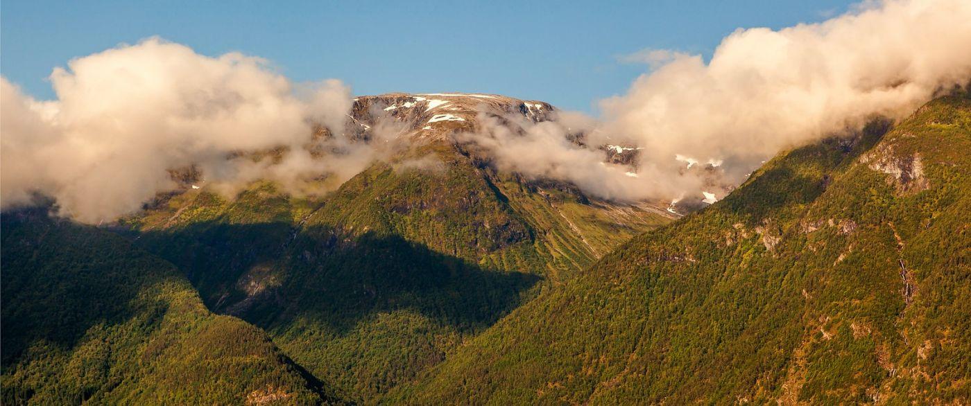 北欧风光,山顶山脚_图1-8