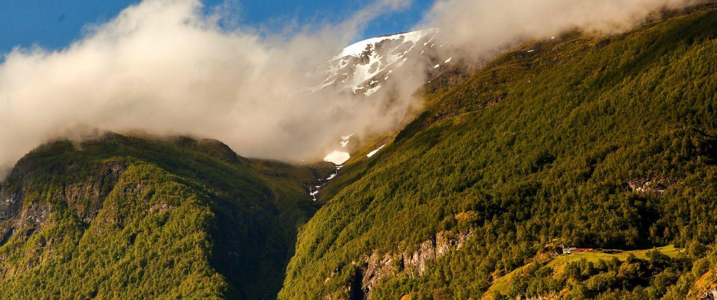 北欧风光,山顶山脚_图1-28