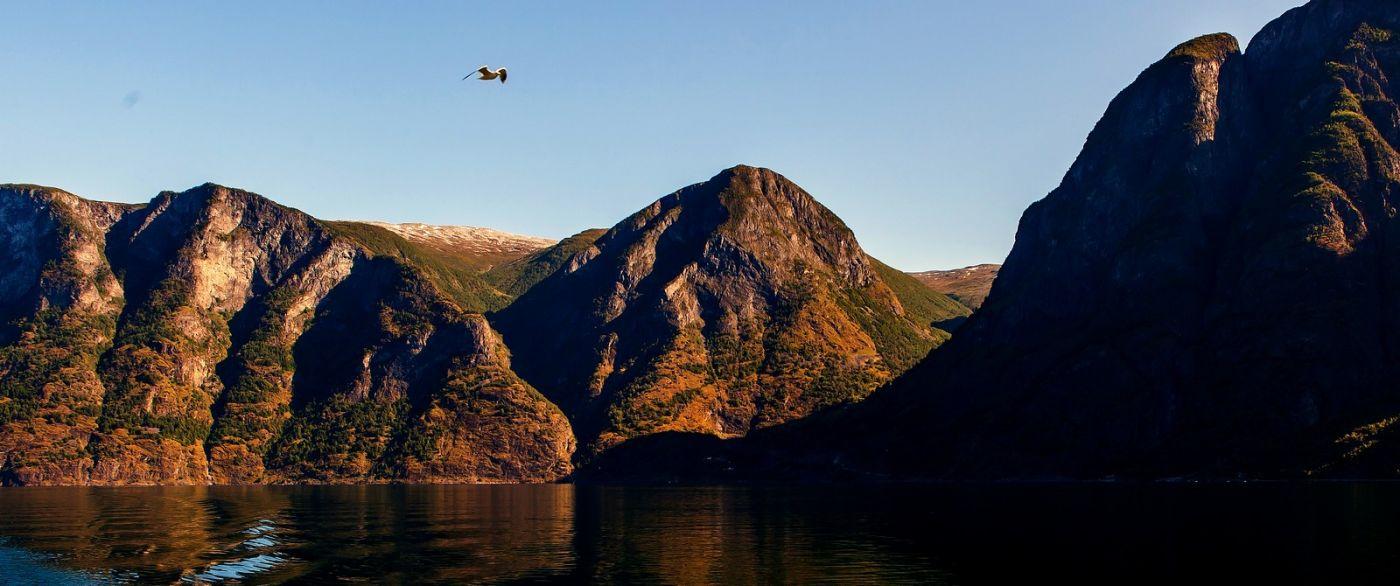 北欧风光,山顶山脚_图1-39