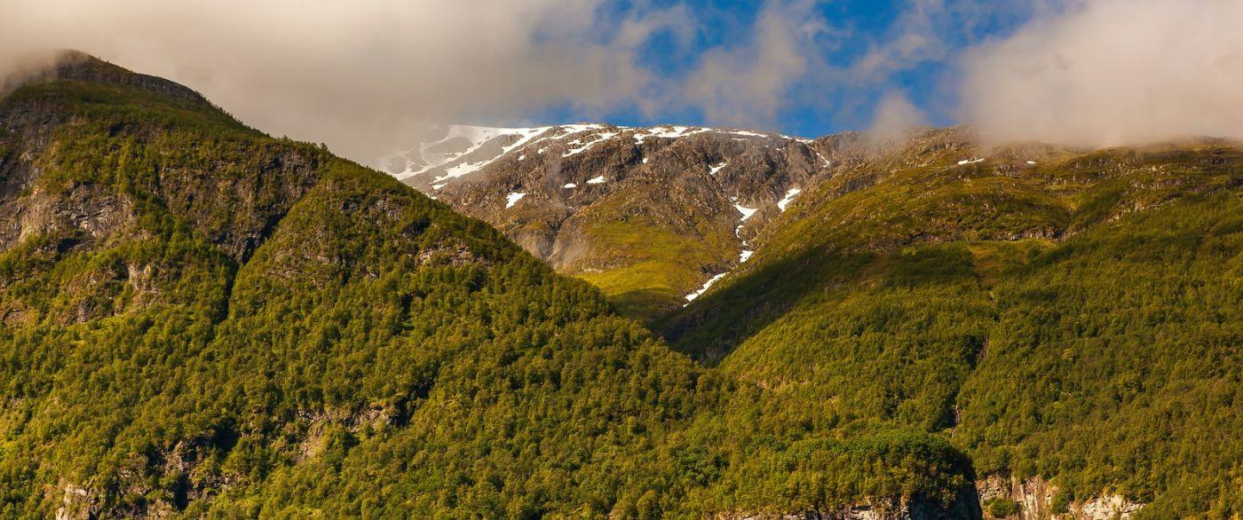 北欧风光,山顶山脚_图1-38