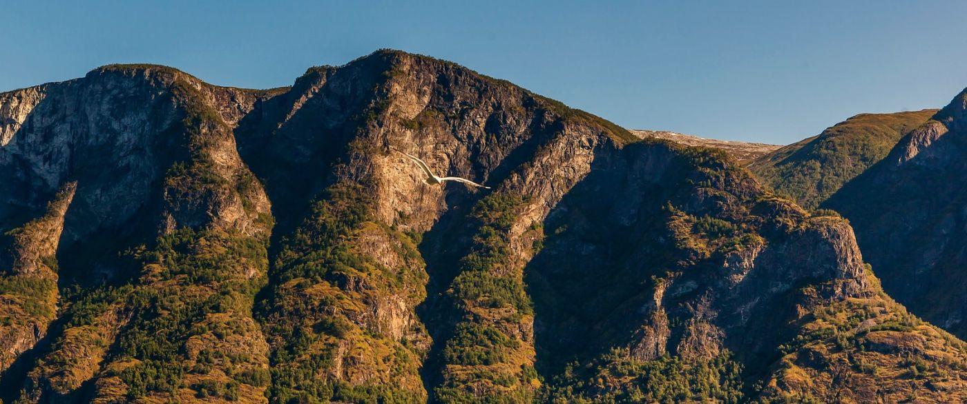 北欧风光,山顶山脚_图1-37