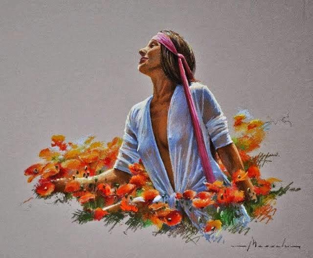 比利时画家约翰Messely_图1-9