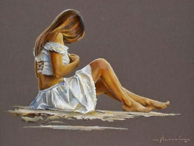 比利时画家约翰Messely_图1-11