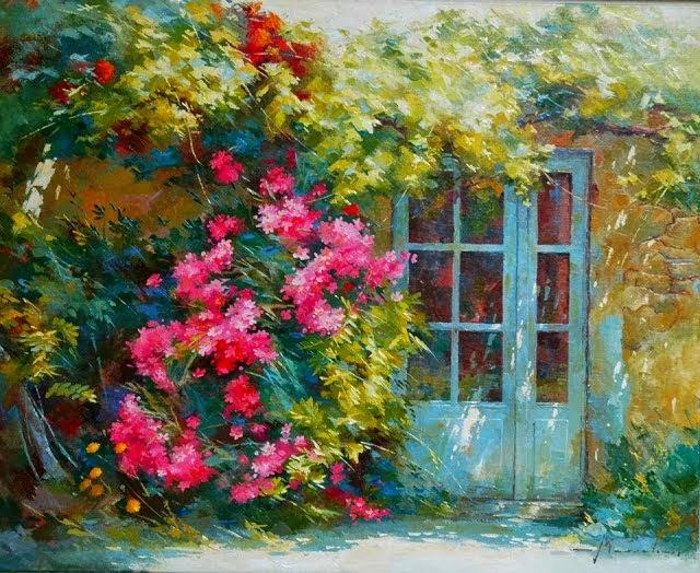 比利时画家约翰Messely_图1-12