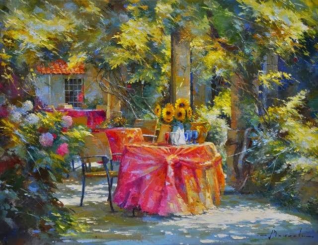 比利时画家约翰Messely_图1-13