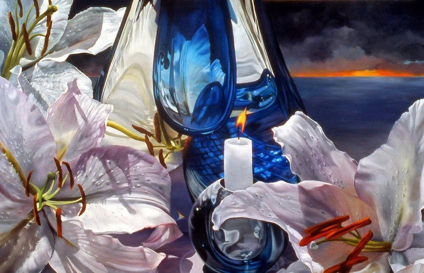 女艺术家希拉里.艾迪绘画作品_图1-23