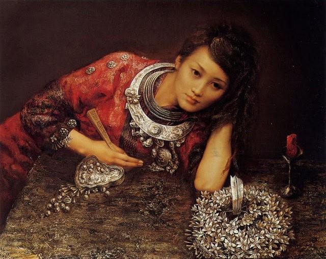 中国画家赵春的作品_图1-1