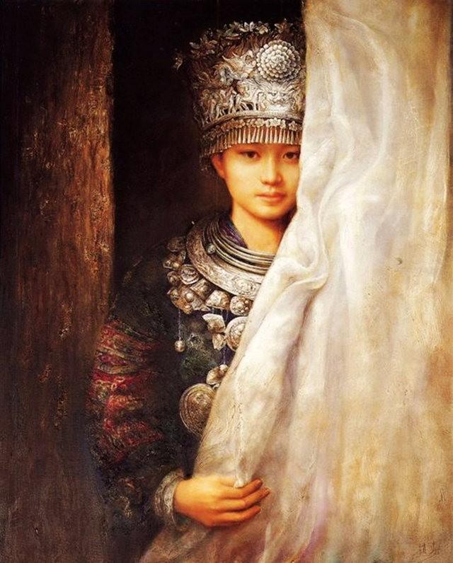 中国画家赵春的作品_图1-2