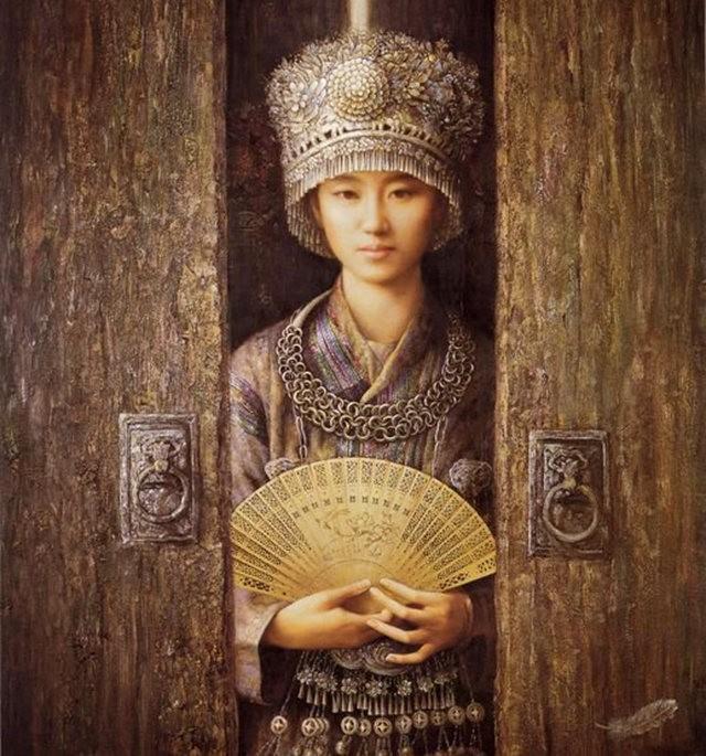 中国画家赵春的作品_图1-4