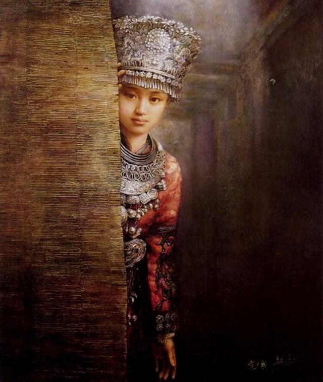 中国画家赵春的作品_图1-6