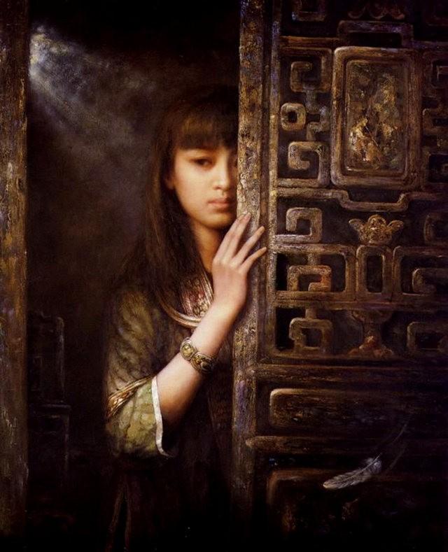 中国画家赵春的作品_图1-8
