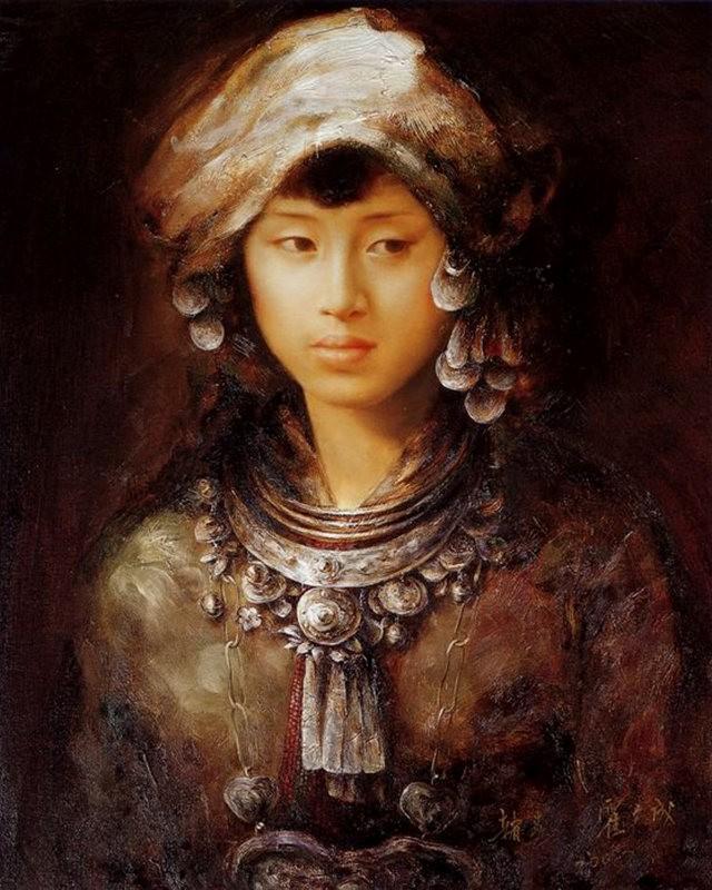 中国画家赵春的作品_图1-10