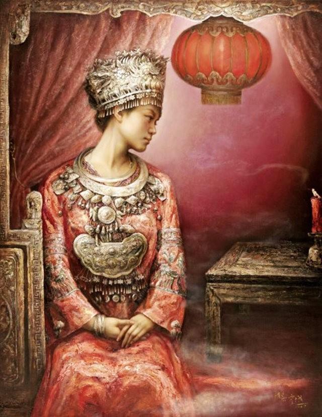 中国画家赵春的作品_图1-13