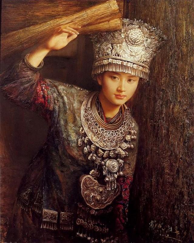 中国画家赵春的作品_图1-14