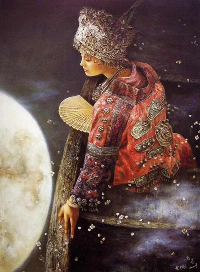 中国画家赵春的作品_图1-16