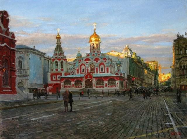 尤里Armor俄罗斯女画家_图1-6