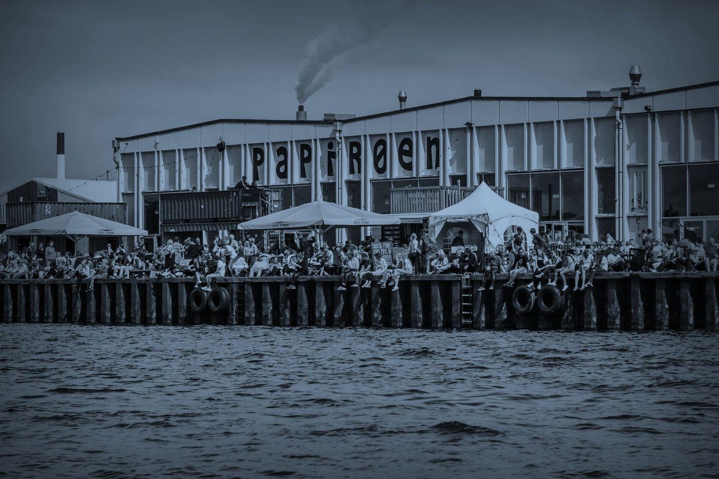 丹麦哥本哈根,坐船看市景_图1-6