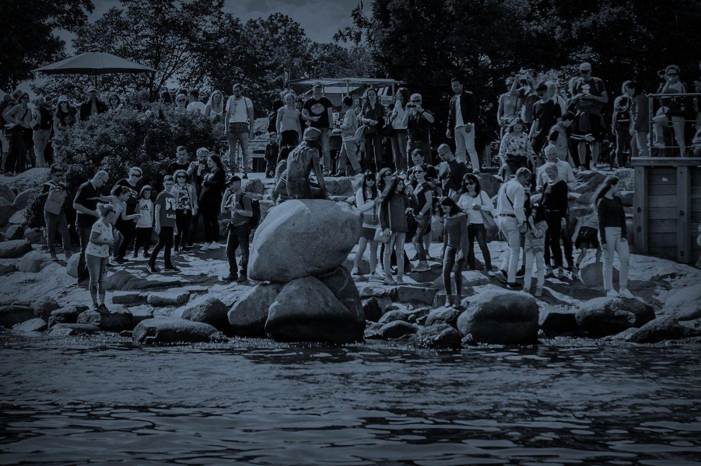丹麦哥本哈根,坐船看市景_图1-7