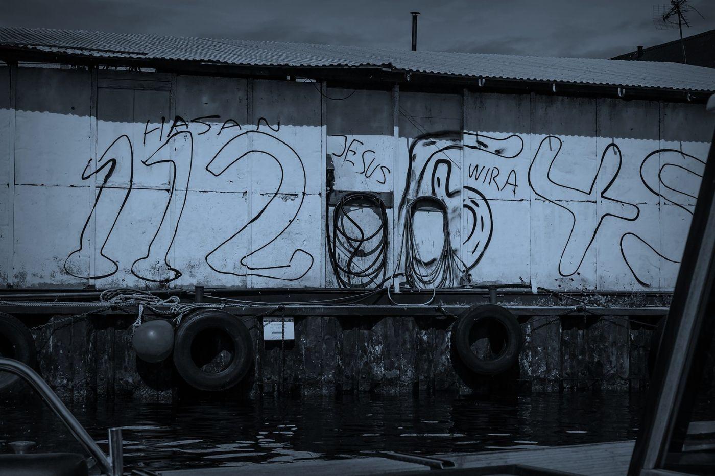 丹麦哥本哈根,坐船看市景_图1-8