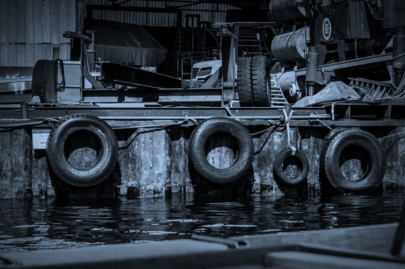 丹麦哥本哈根,坐船看市景_图1-3