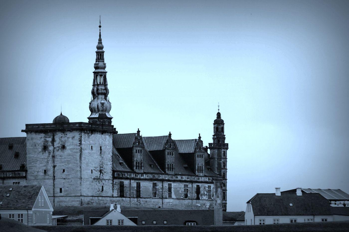 丹麦哥本哈根,坐船看市景_图1-11