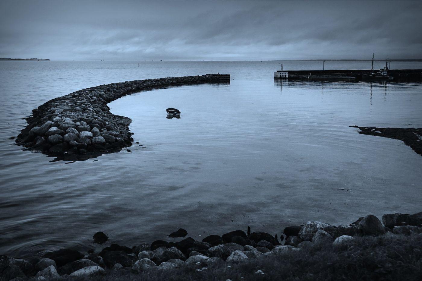 丹麦哥本哈根,坐船看市景_图1-9
