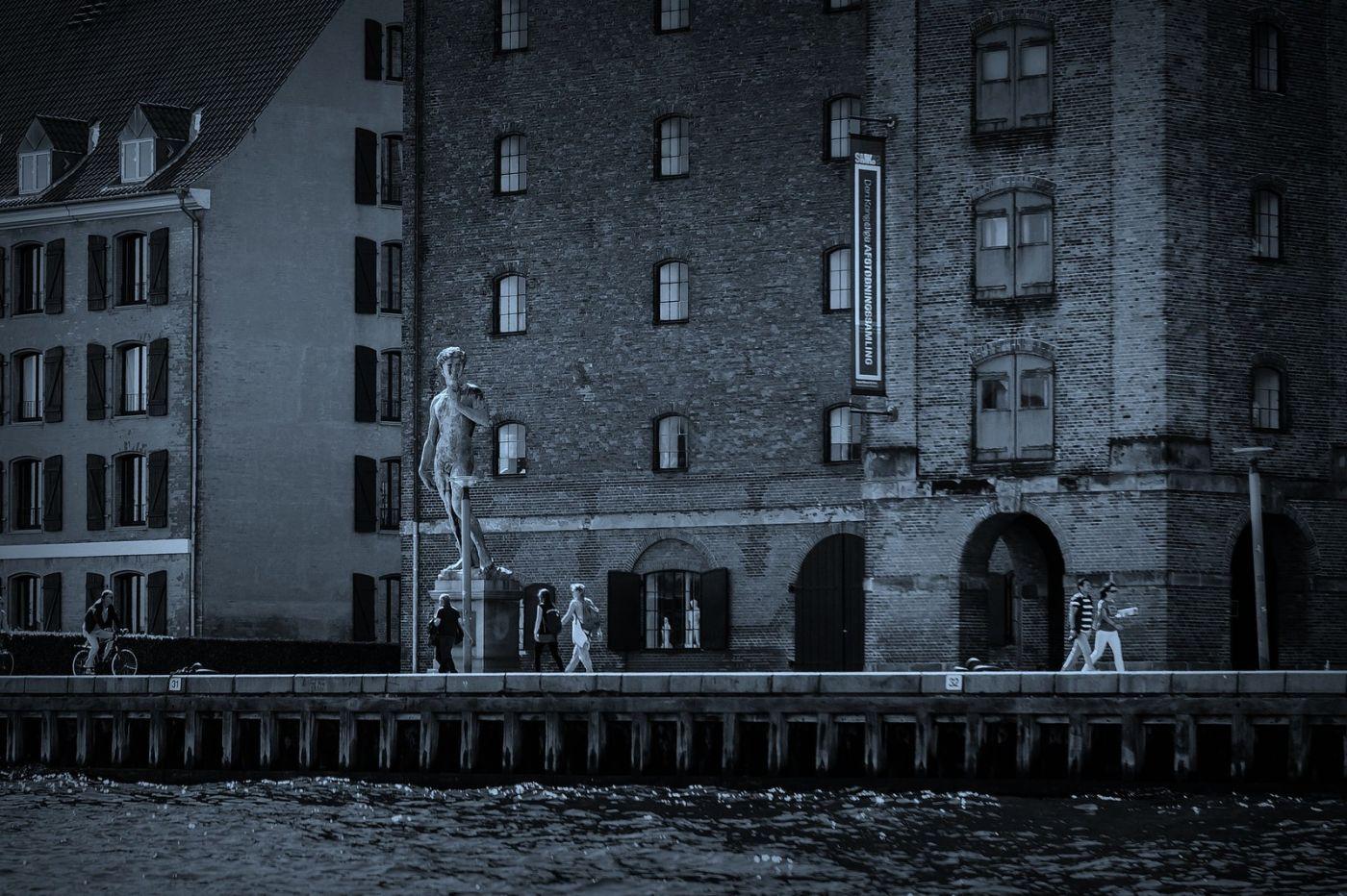 丹麦哥本哈根,坐船看市景_图1-13