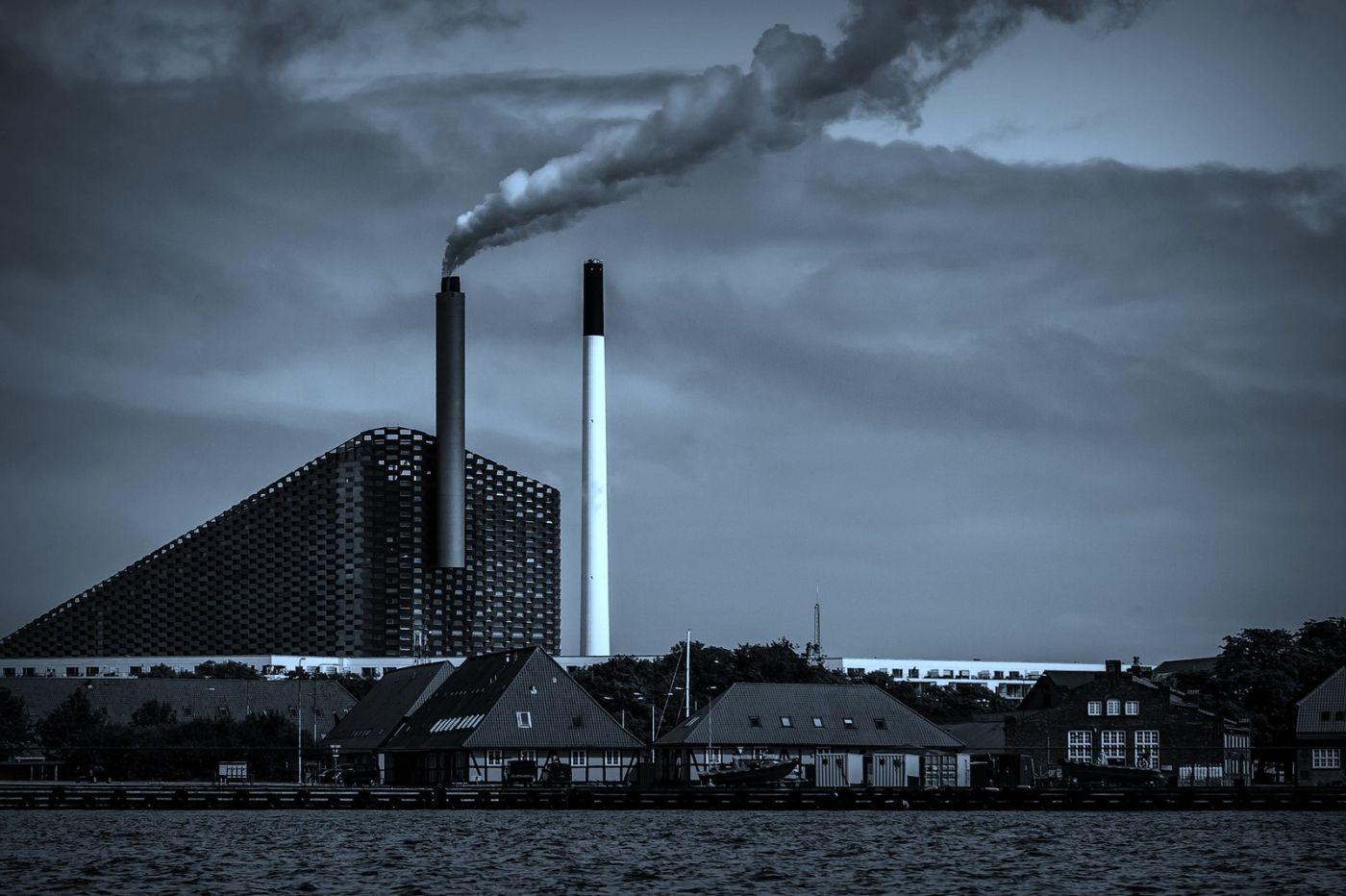 丹麦哥本哈根,坐船看市景_图1-15