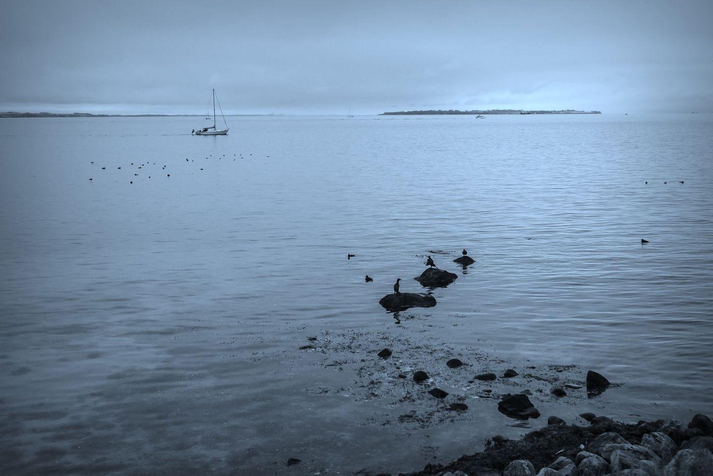 丹麦哥本哈根,坐船看市景_图1-20