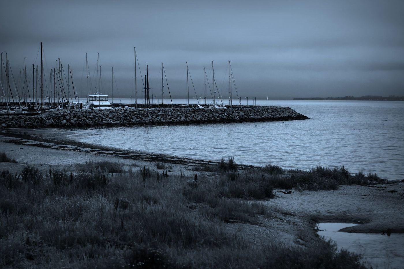 丹麦哥本哈根,坐船看市景_图1-19