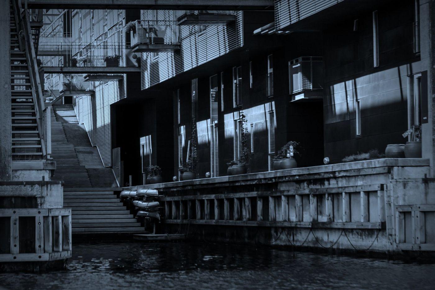 丹麦哥本哈根,坐船看市景_图1-17