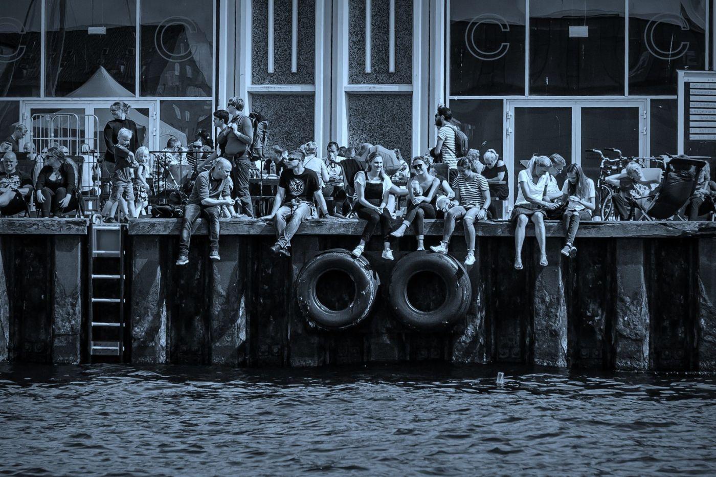 丹麦哥本哈根,坐船看市景_图1-21