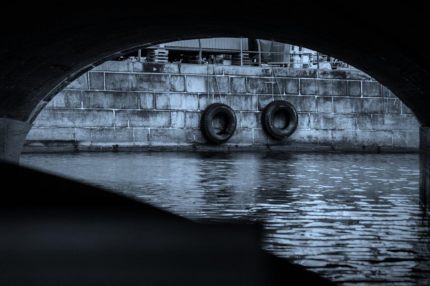 丹麦哥本哈根,坐船看市景_图1-22