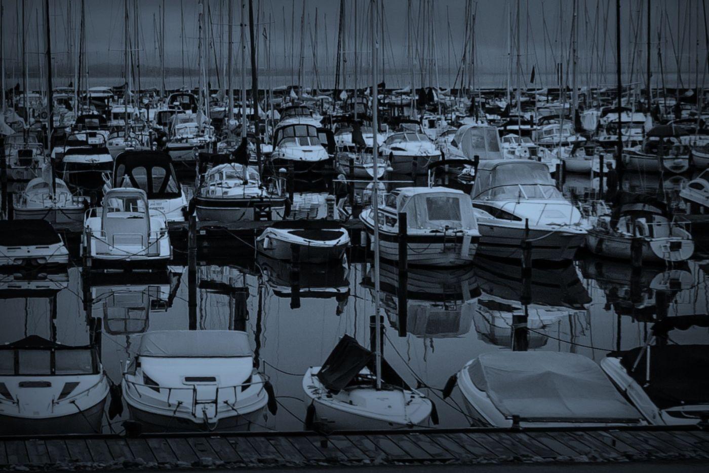 丹麦哥本哈根,坐船看市景_图1-28