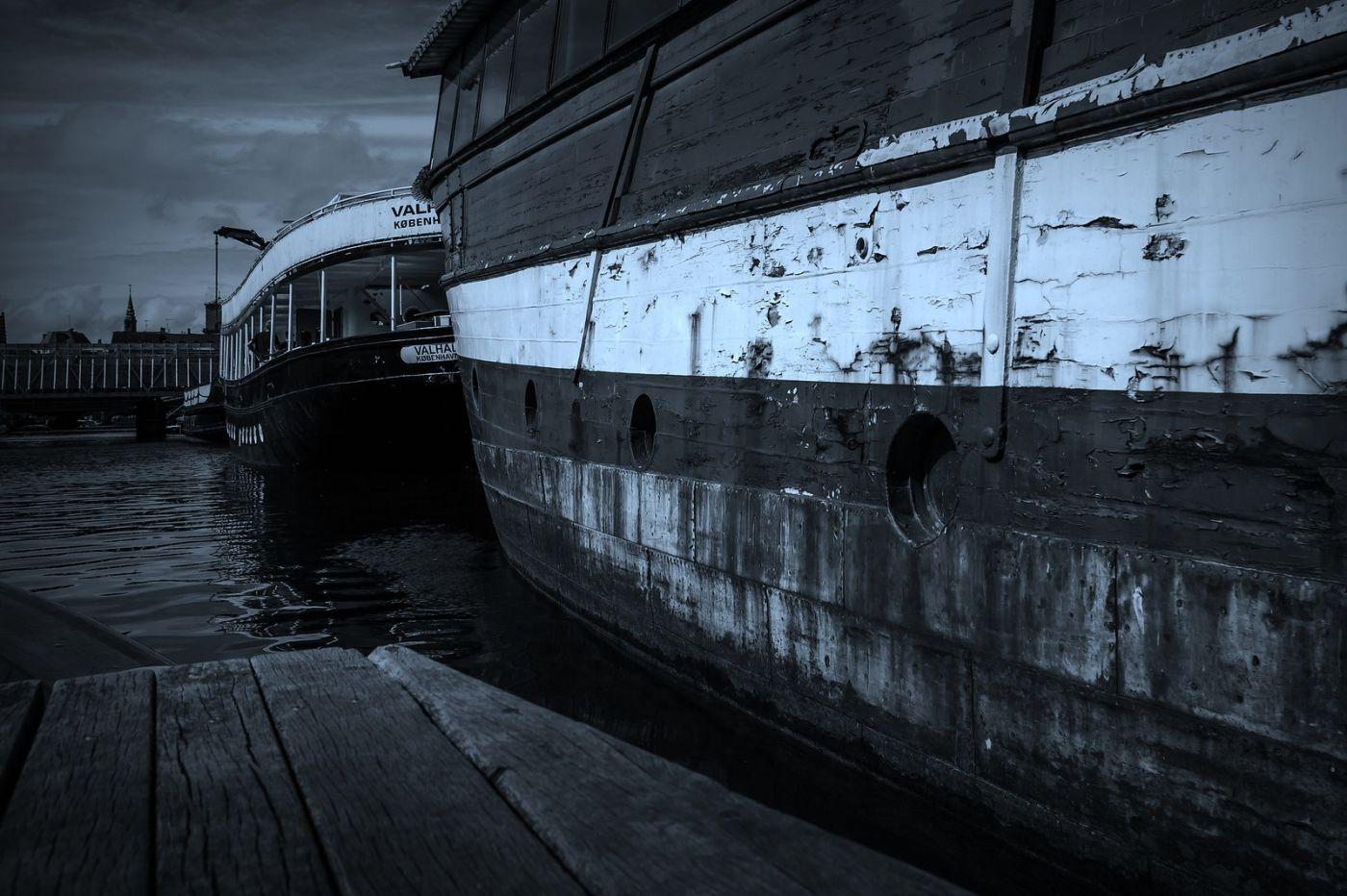 丹麦哥本哈根,坐船看市景_图1-25