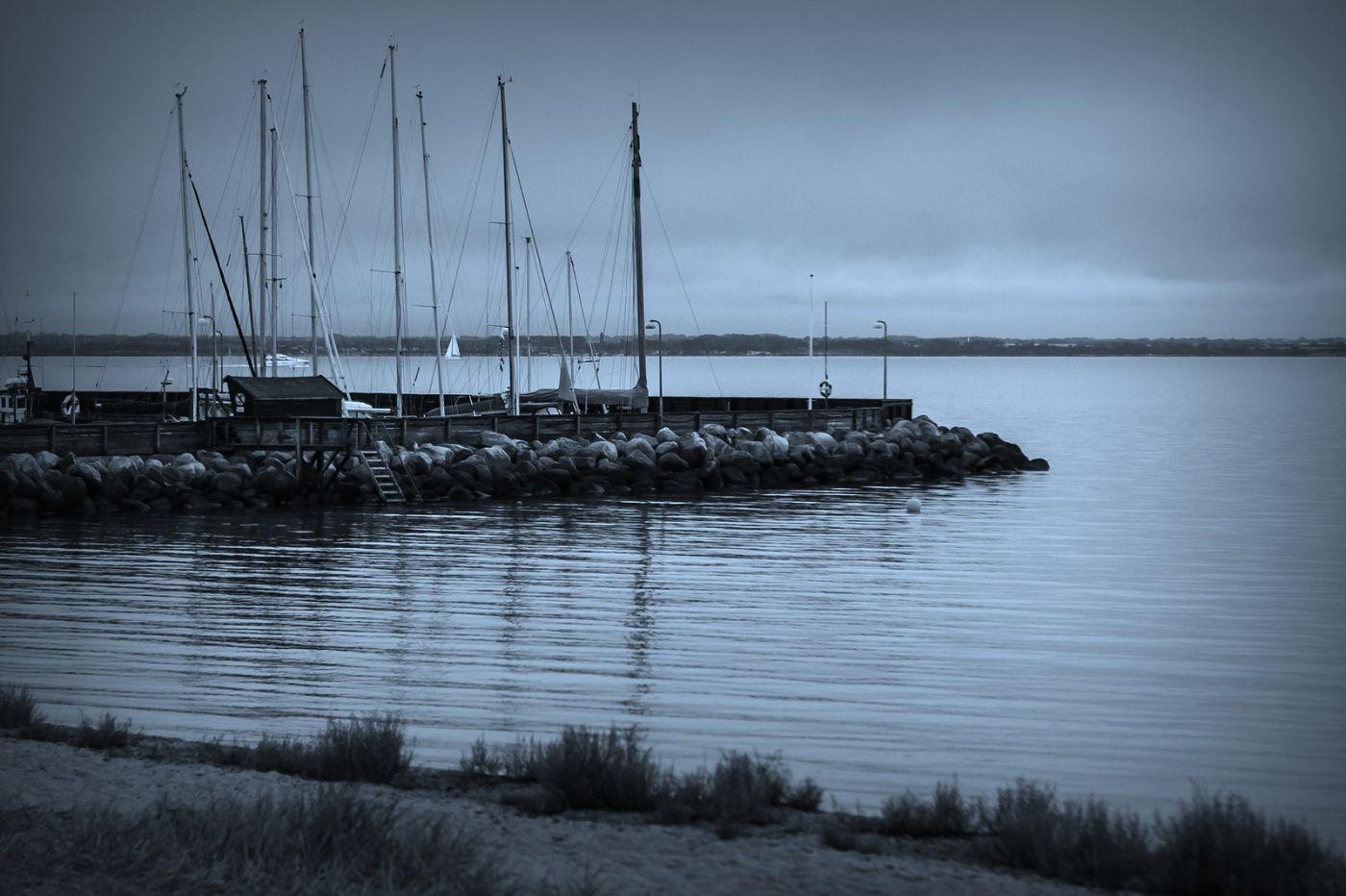 丹麦哥本哈根,坐船看市景_图1-29