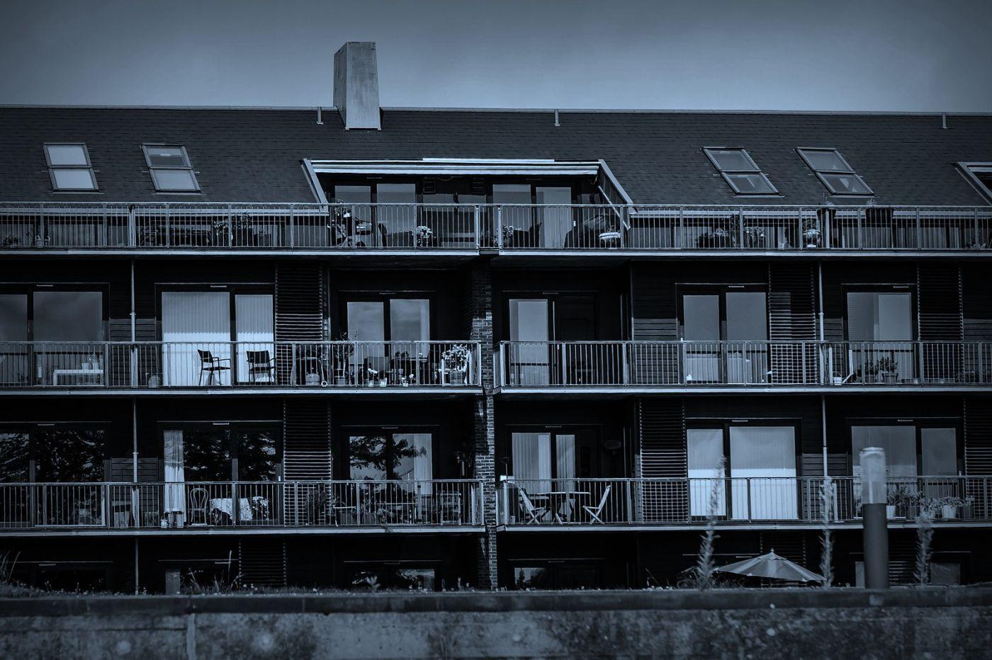 丹麦哥本哈根,坐船看市景_图1-30