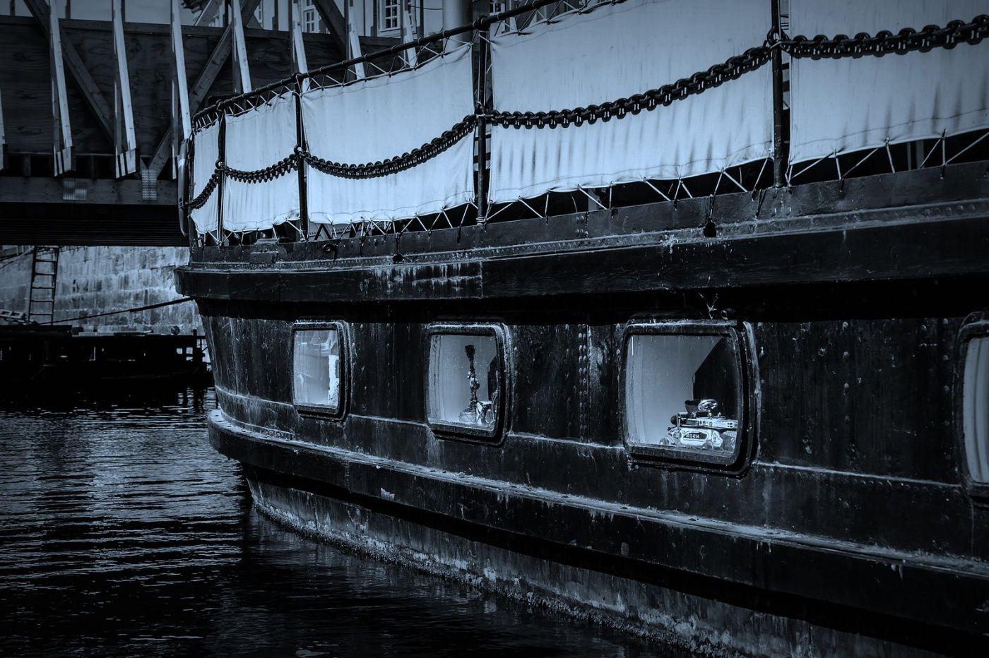 丹麦哥本哈根,坐船看市景_图1-36