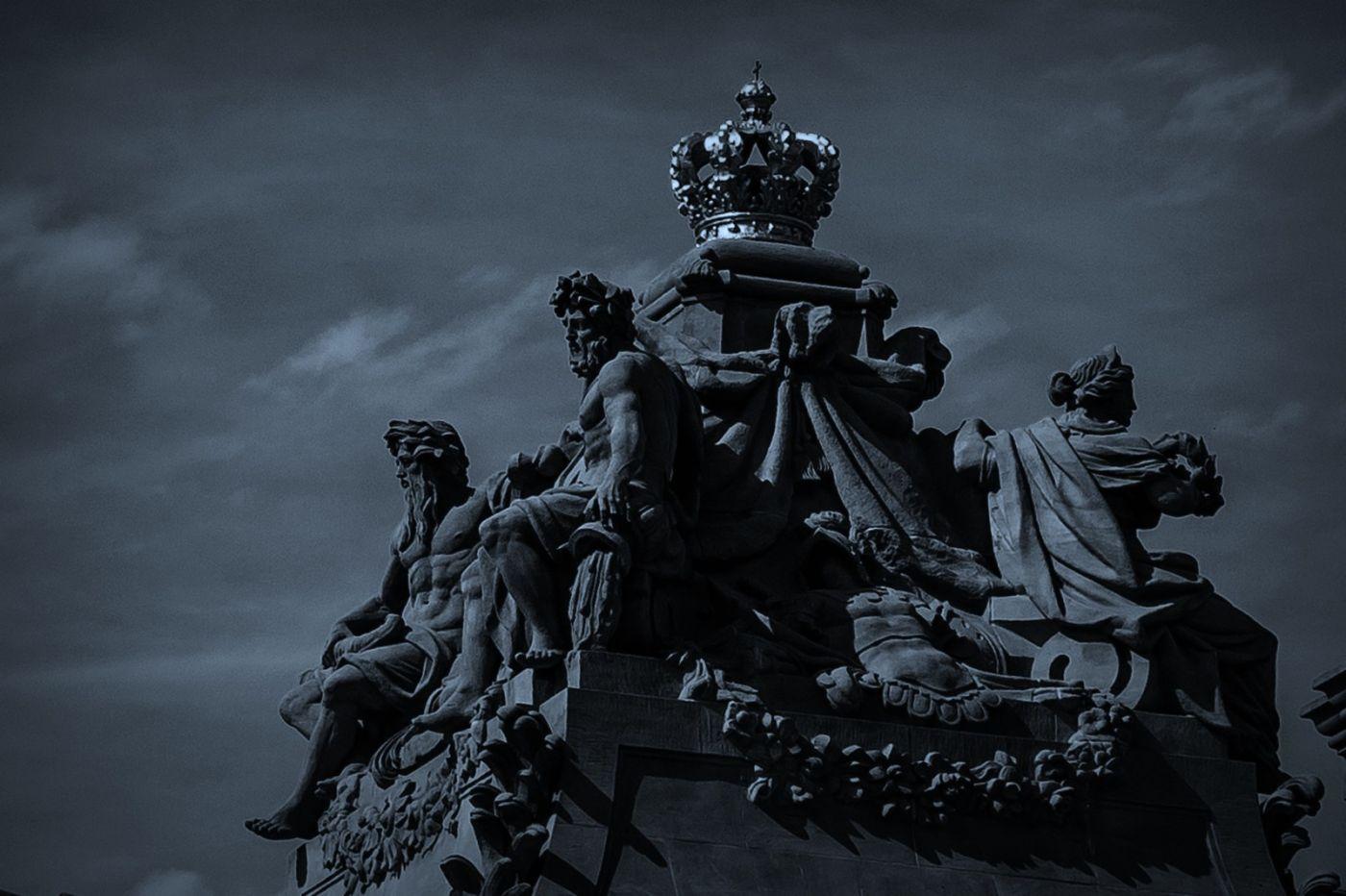 丹麦哥本哈根,坐船看市景_图1-35