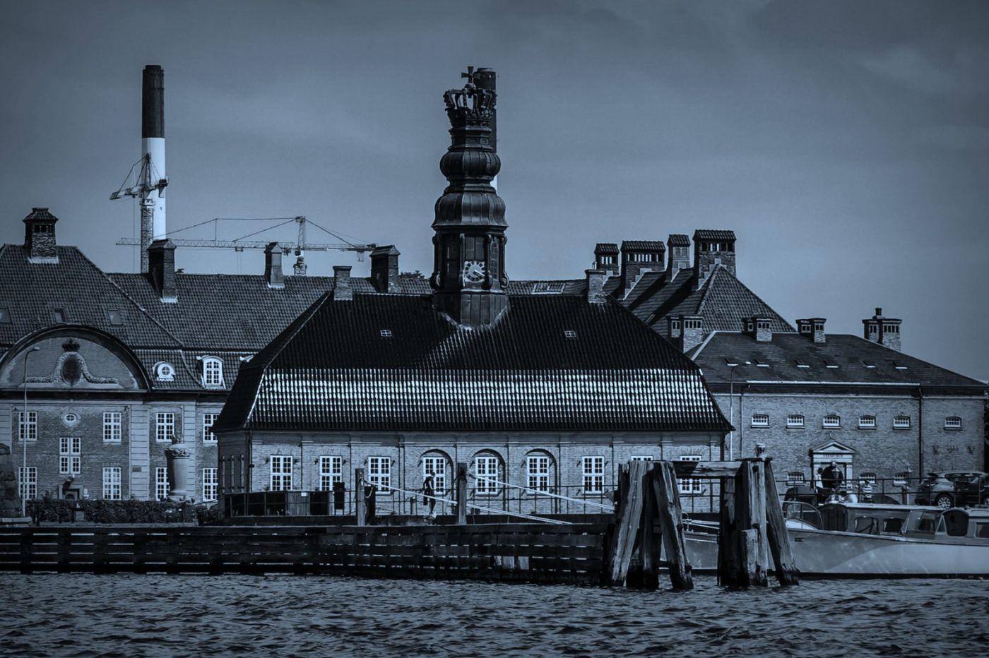 丹麦哥本哈根,坐船看市景_图1-34