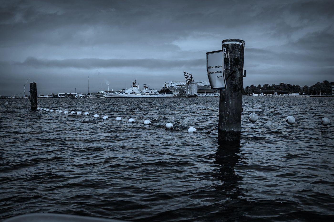 丹麦哥本哈根,坐船看市景_图1-33
