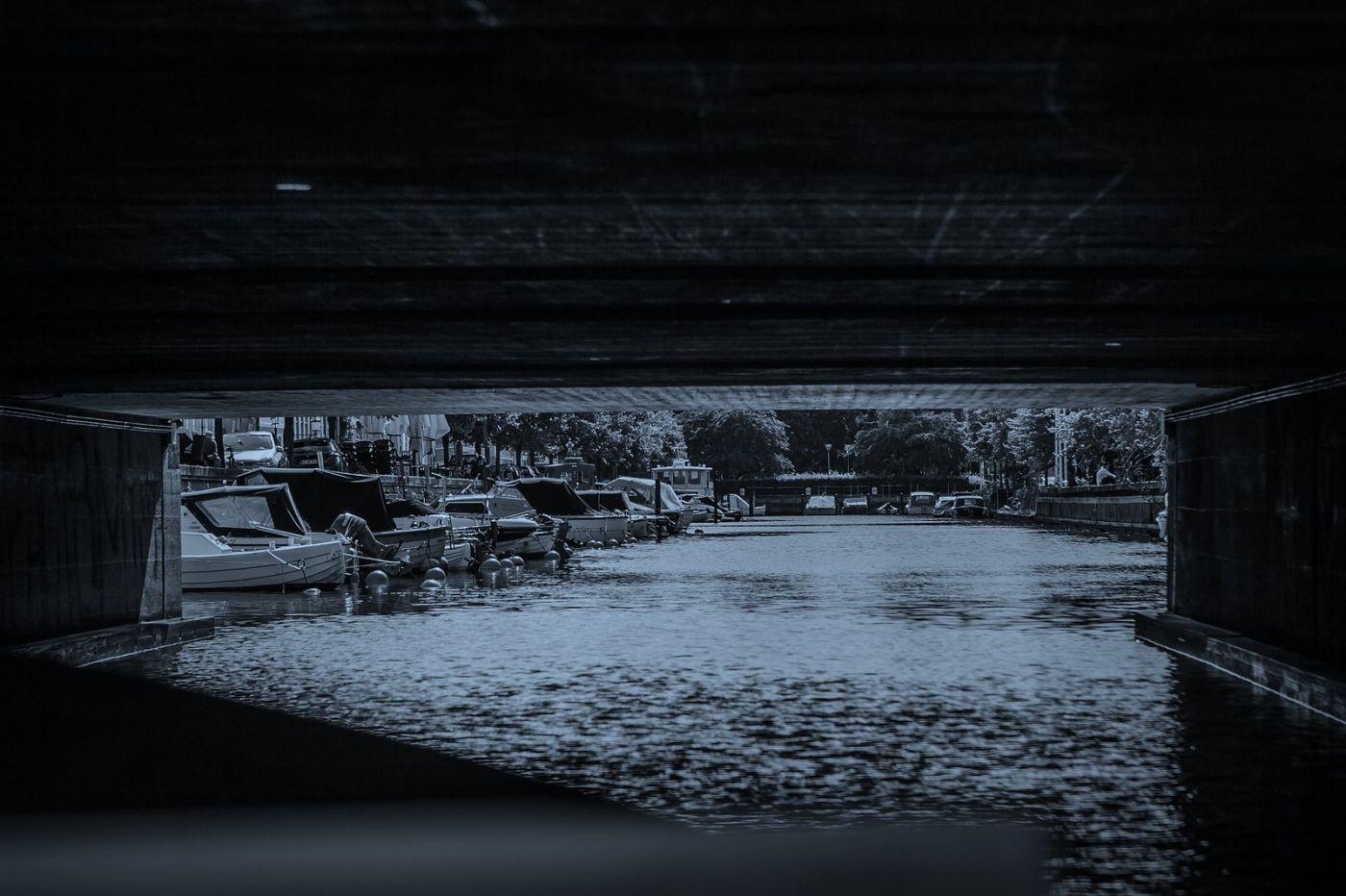 丹麦哥本哈根,坐船看市景_图1-40